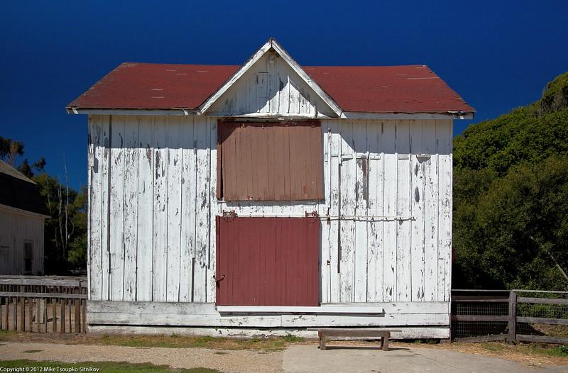 Hay Barn at Wilder Ranch