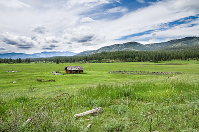 Beyond The Last Roundup - Potomac, Montana