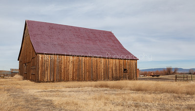 Dangberg Ranch Barn  #2 ~ Minden Nevada