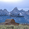 Mormon Barn Jackson Hole
