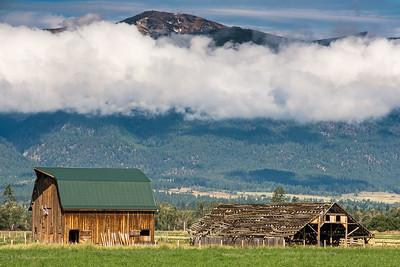 St. Mary's Peak - Stevensville, Montana