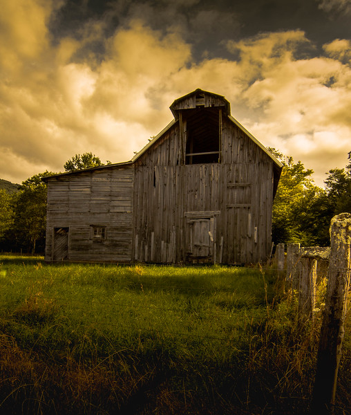 Canaan Valley Barn (Image 1)