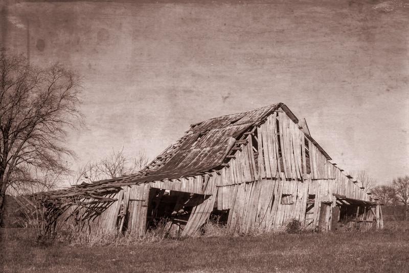 Barn on the Brink