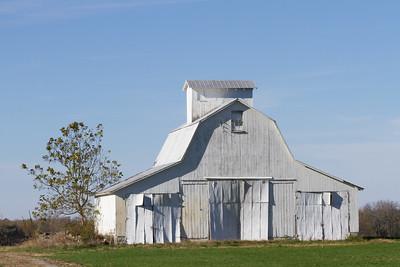 White Barn 1 in IN