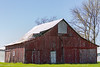 Barn Near Newton, IL