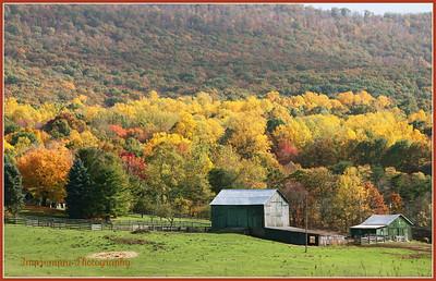 November 5, 2011. Morgan County, WV