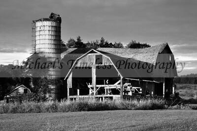 Old Barn - 4 x 6