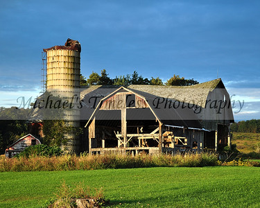 Old Barn - 8 x 10