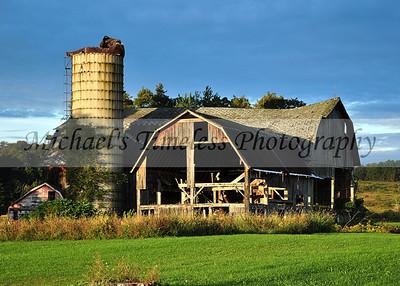 Old Barn - 5 x 7