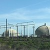 "Yep!  This is the ""Dolly Parton"" nuclear power plant in San Clemente.  It is now closed."