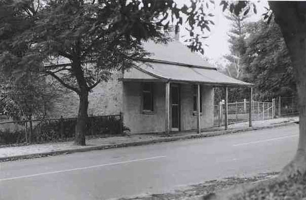 In this cottage the first fellowship meetings were held in the Barossa Valley area 1924/25 while occupied by Mrs Strother