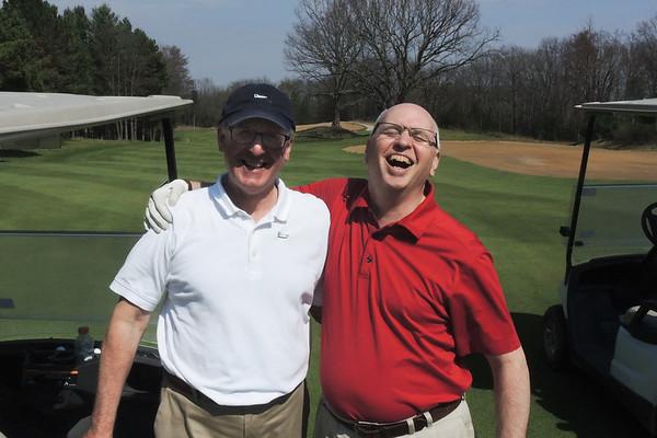 "April 26 & 27, 2017. First 2 days of ""Barothy Lodge weekend""-Ludington Mi. Golfing."