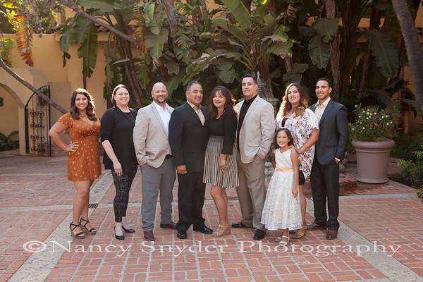 Barragan Family