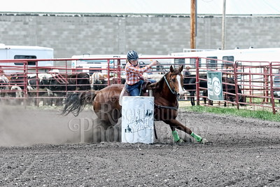 Barrel Racing 2016 Carnduff Dash for Cash