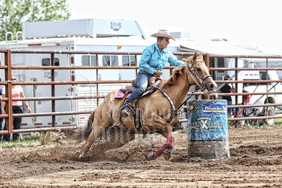 Barrel Racing 2017