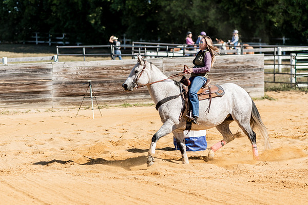 Mulberry Farm IBRA Barrel Racing