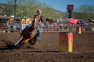1/4/18 SY Barrel Racing