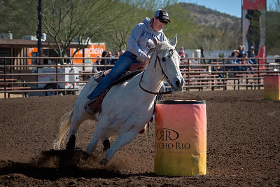 1/25/18 SY Barrel Racing