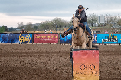 3/21/18 SY Barrel Racing