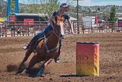 3/29/18 SY Barrel Racing