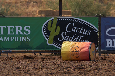 Rancho Rio Barrel Racing