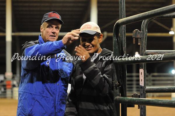 NM Expo Jackpot Barrel Races 2013