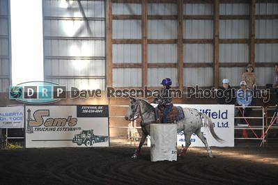 Barrel Racing 2012