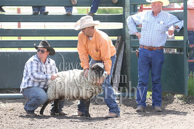Carnduff Dash for Cash Mutton Busting