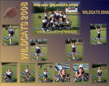 Keirsten Wildcats 9-10