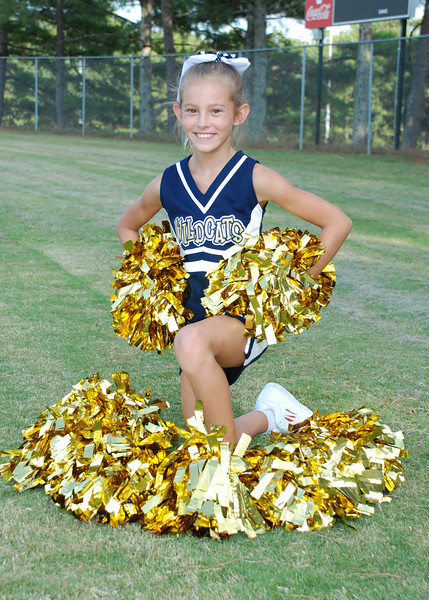 Barrow Cheerleaders 2011