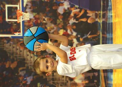 Barrow Basketball 2009-2010