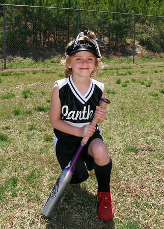 Brandy Rowley Girls Panthers 4-6