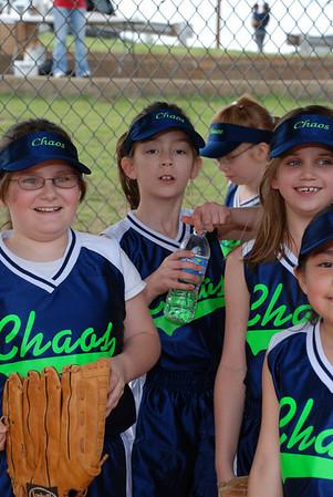 Linda Girls Chaos Softball