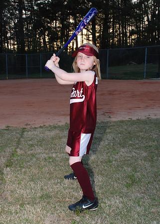 Reed Johnson Softball 2009
