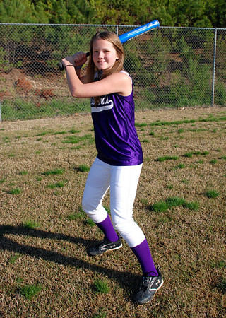 Rusty Crockett Lady Diamonds Softball