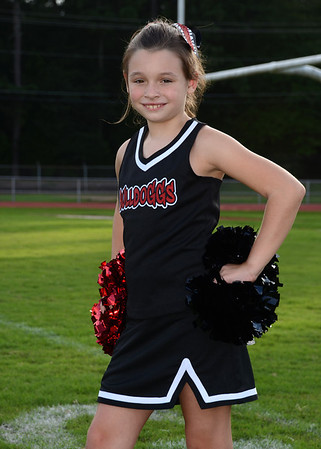 Baker Bulldoggs Cheer 2013