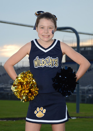 Susan Wildcats Cheerleaders 2013
