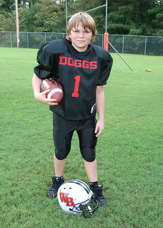 Dexter Bulldoggs 11-12 Football 2012