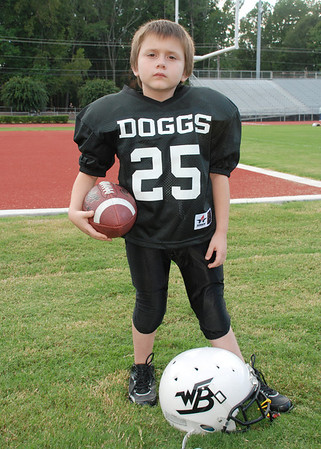 Garrett Bulldoggs Football 2012
