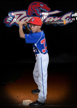 Rapters Baseball 2013