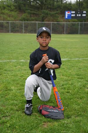 Winder White Sox Portraits - Coach Gordan