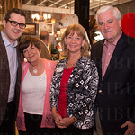 Alex Miller, Denise Sears, Pam Rice and Jim Rogers of Neighborhood House