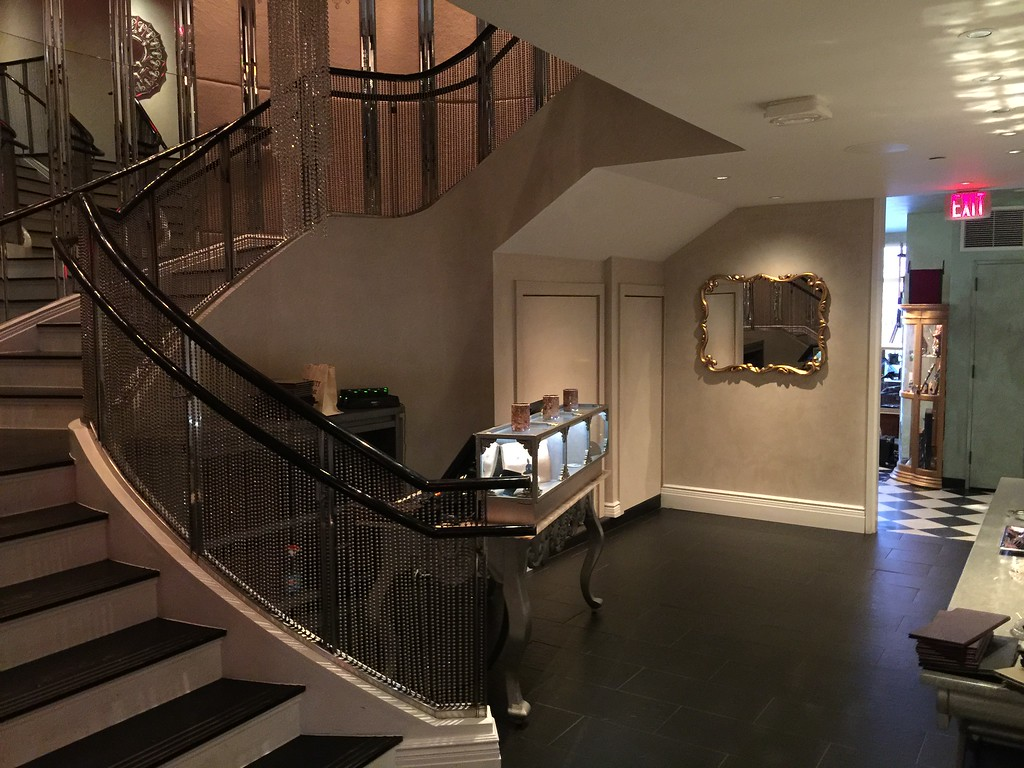 Stairs View # 1