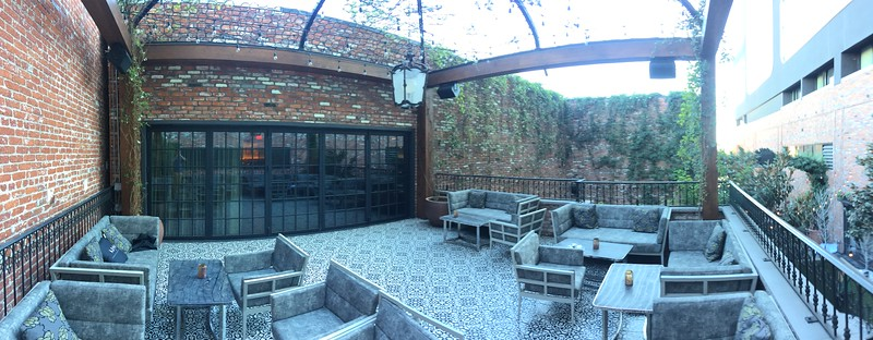 Upstairs Patio View # 2