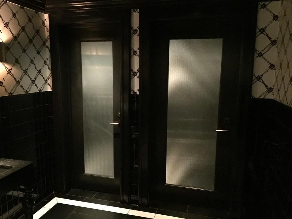 Mens' Restroom View # 2