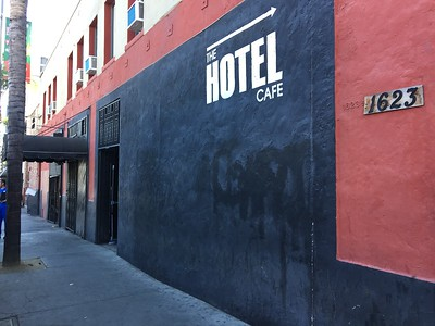 The Hotel Cafe (Hollywood)