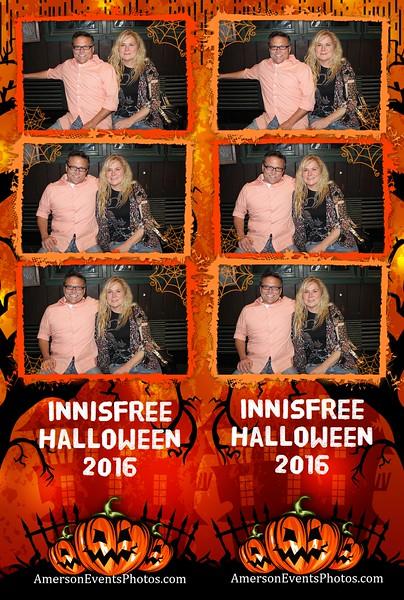 Innisfree Halloween 2016