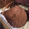A basket given to Bartlett's grandmother by the Cornplanters.