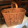 Carry basket for Mrs. Bartlett from the Cornplanters.