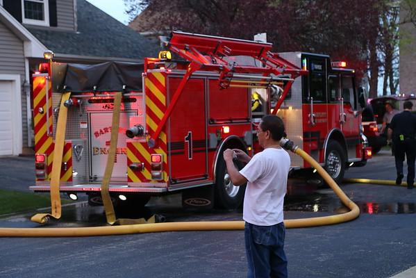 Bartlett House Fire, 5-3-16